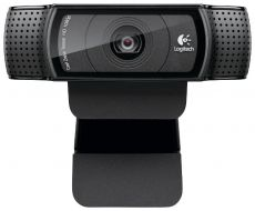 Веб-камера Logitech HD Pro Webcam C920 Black